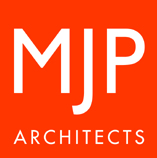 MJP Architects  Logo square red Smaller